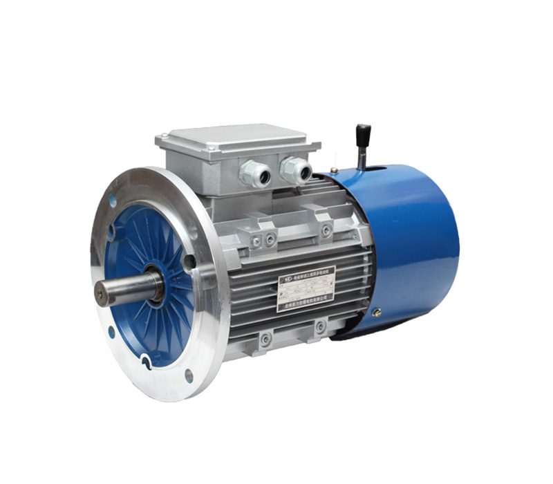 YEJK series electromagnetic brake three phase asynchronous motor