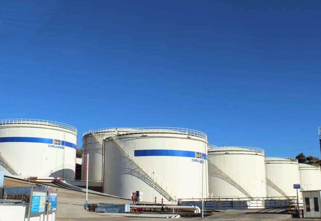 中石油内蒙古八拜油库