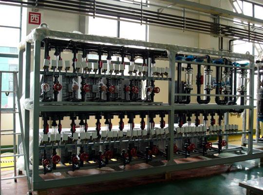 電池行業用超純水設備