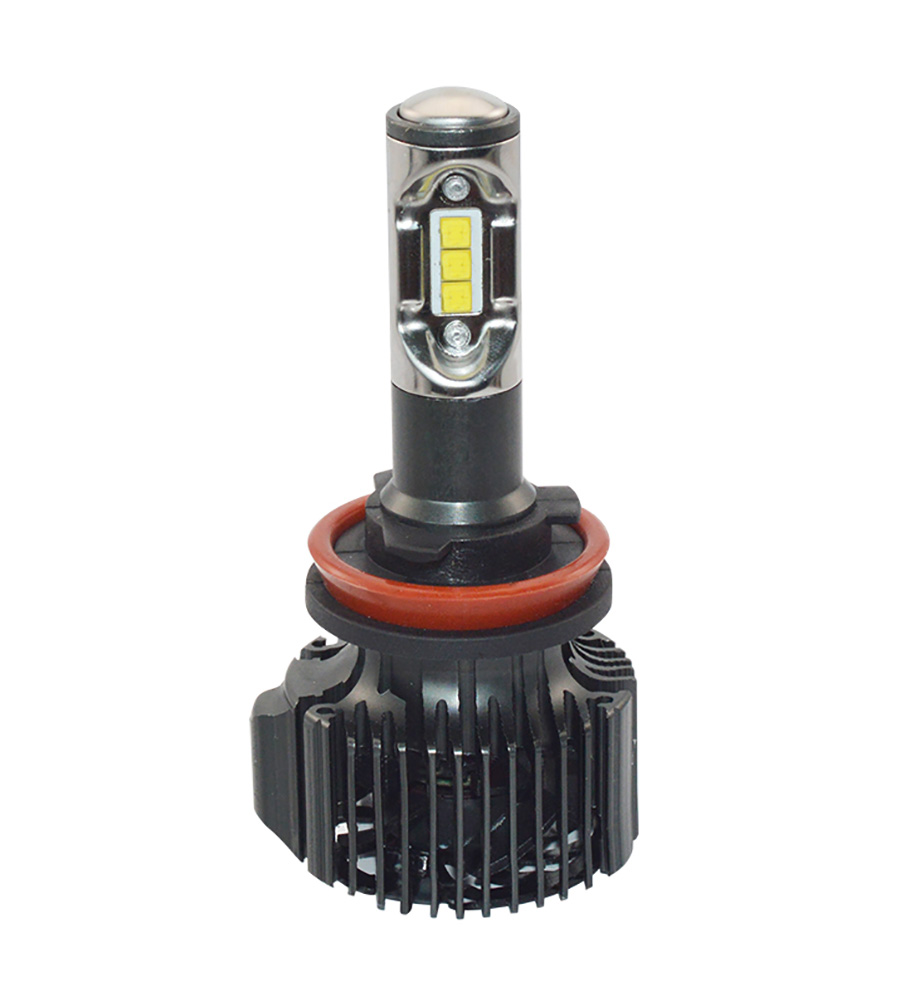 ZY V2 Osram Chip LED Car Headlight H4 72W 8400lm