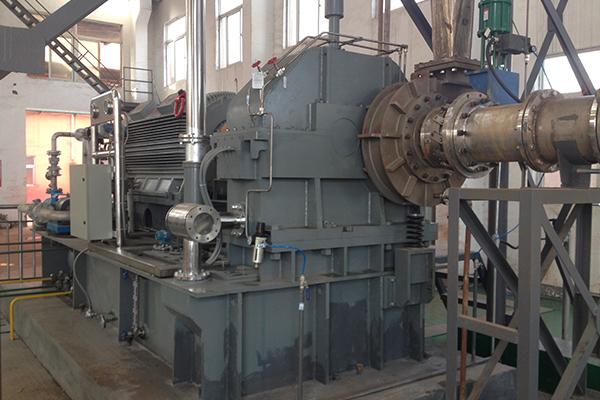 水蒸氣壓縮機(三)