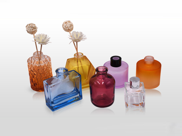 Arom atherapy bottle series