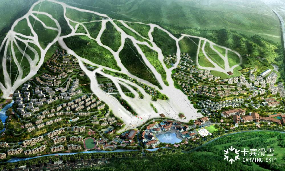 富龍四季小鎮滑雪場