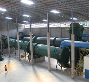 10万吨复合肥生产线