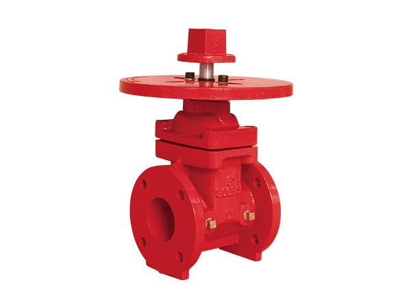 300PSI Resilient Wedge NRS Gate Valve