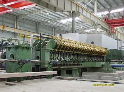 High stretch-reducing mill
