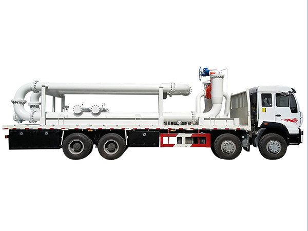 Kaifeng Instrument LJG Industrial Truck-mounted Bidirectional Pipe Prover