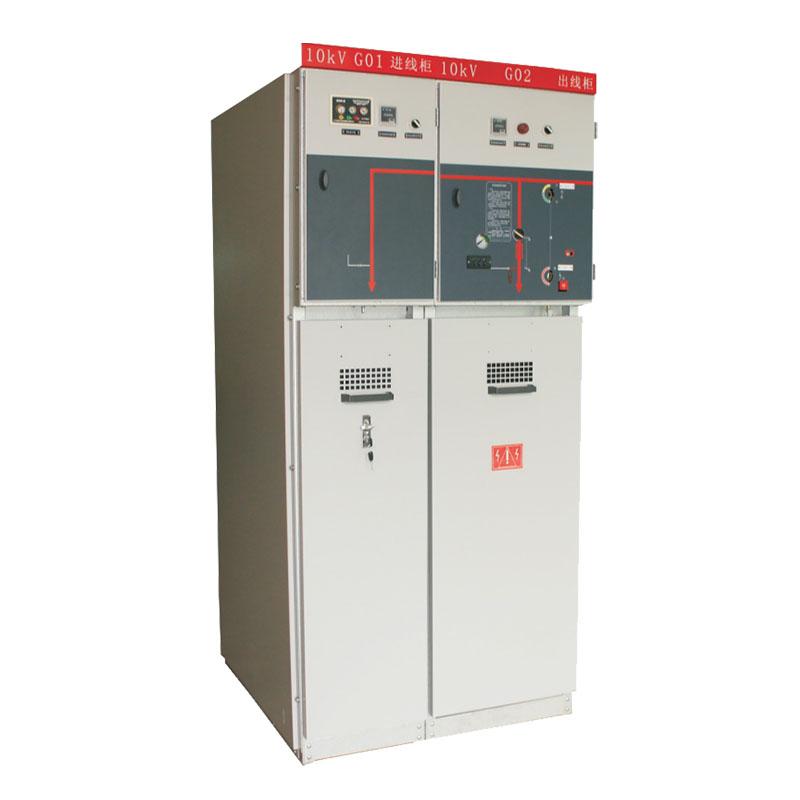 XGN15-12箱式固定式交流金屬封閉開關設備(六氟化硫環網柜)