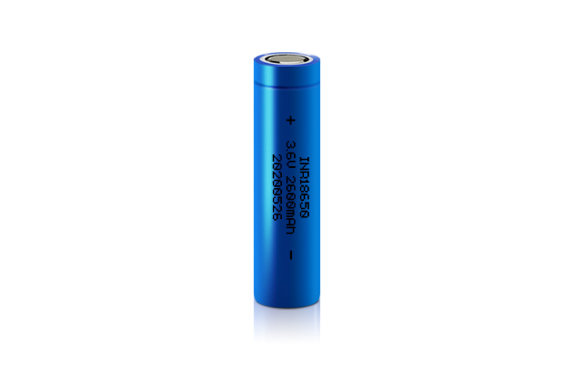 INR18650-Lithium Ion Battery