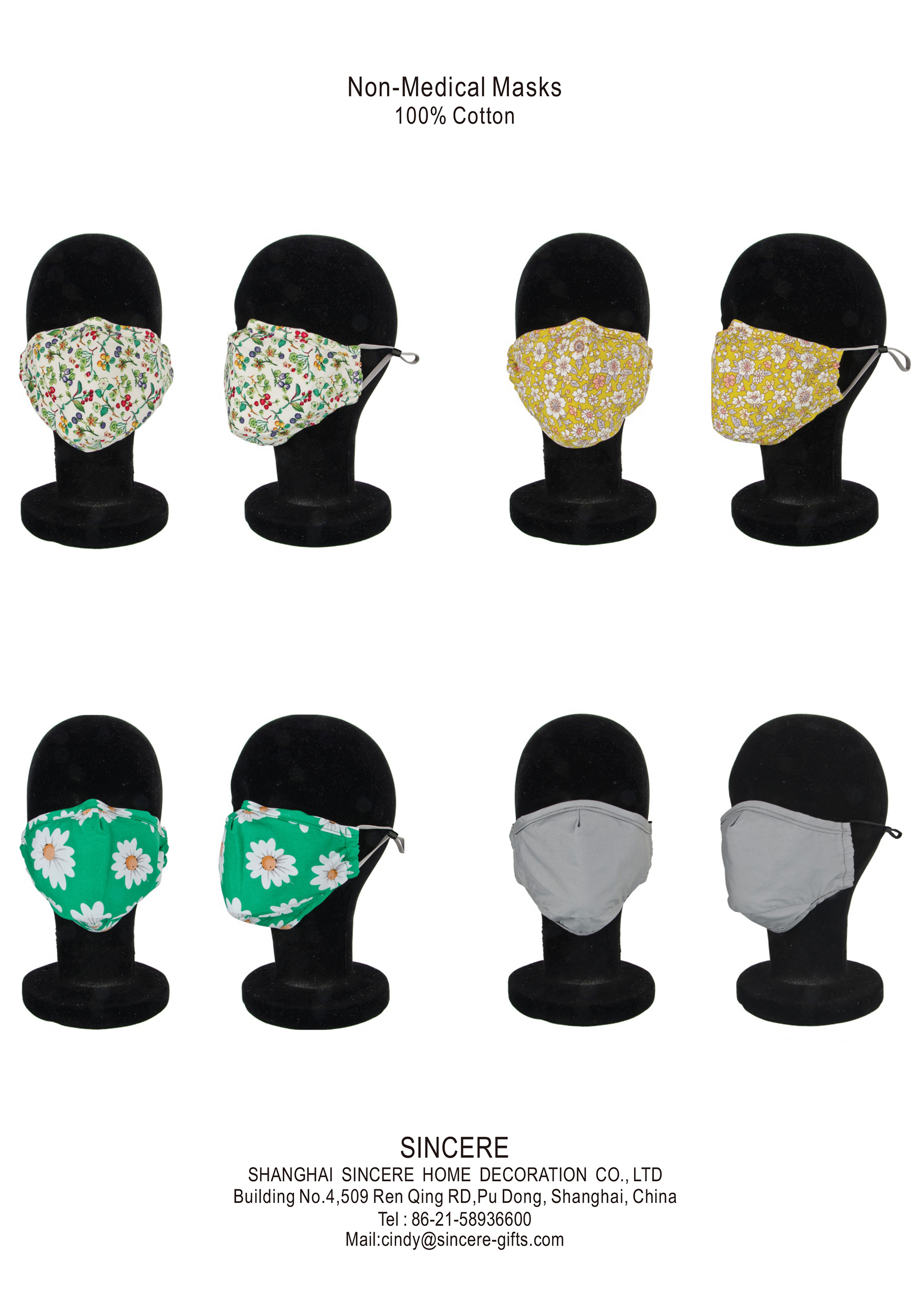 Non-Medical Masks 02