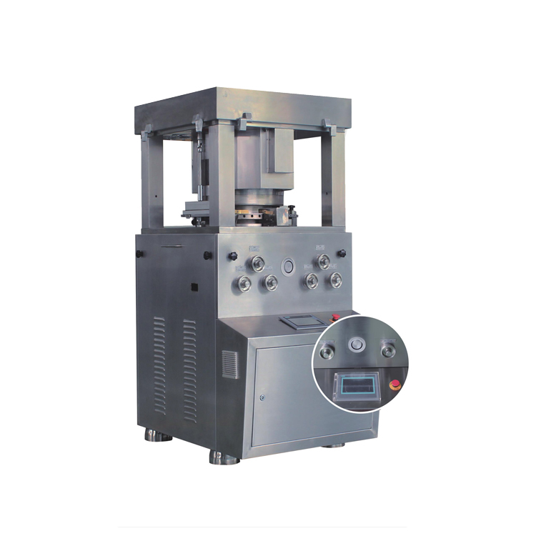 GZP420i Double Discharging Rotary Tablet Press