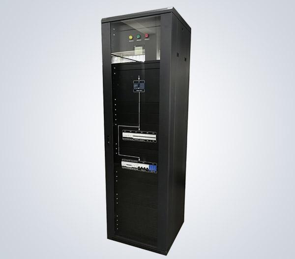 【匯利電器】新款UPS輸入輸出柜 玻璃單開門市電配電柜 HL-AS09