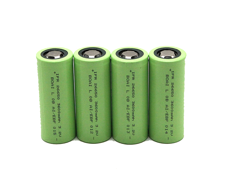 26650鋰電池