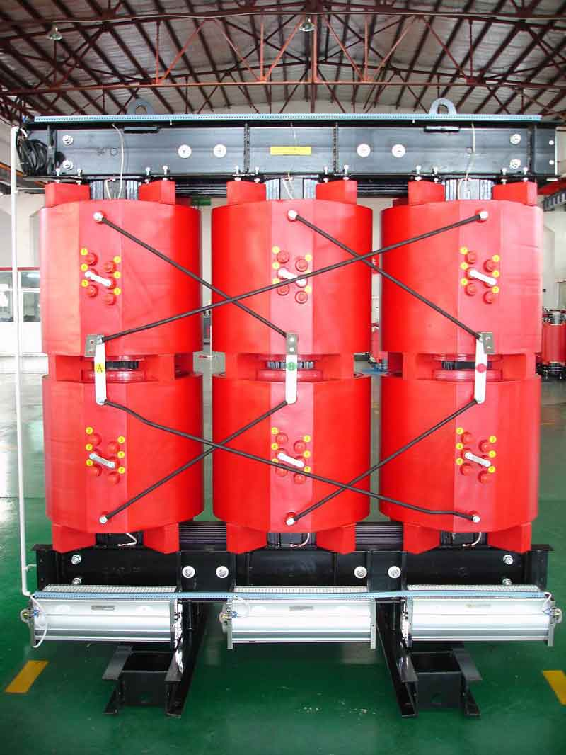 Dry type transfromer was used for State Grid Shanxi Power Supply Company
