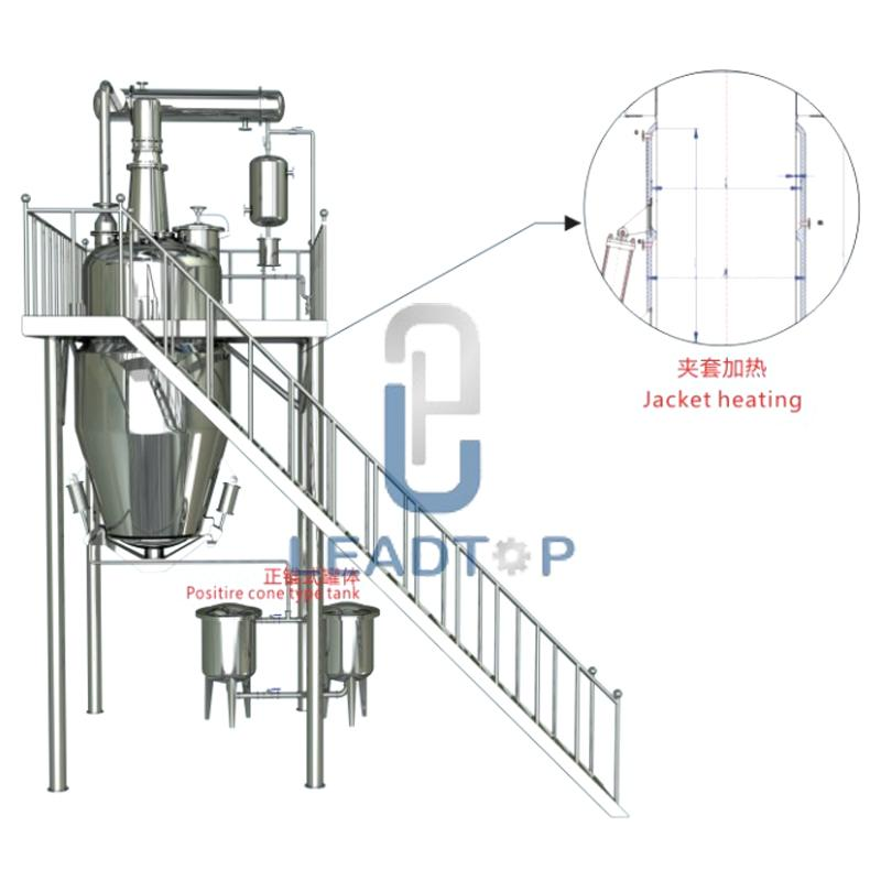 LTQ-1000 Automatic Extraction Machine