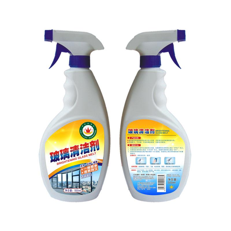 王氏玻璃清洁剂500mL