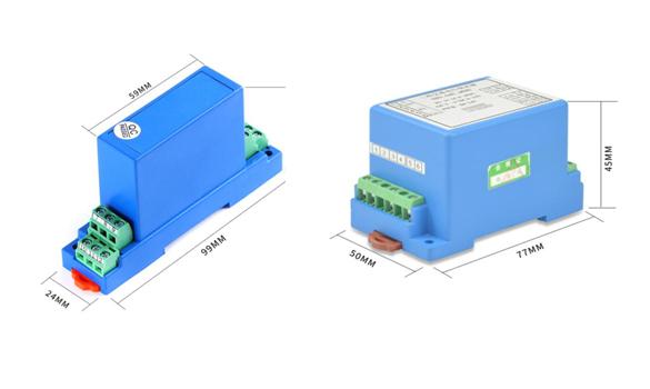 HD-D2U交流电压变送器