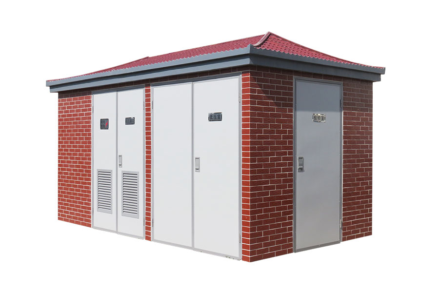 ZBW-12組合式箱式變電站