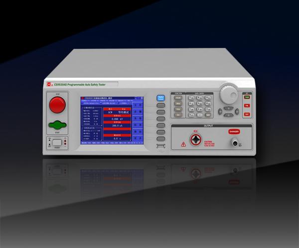 程控安規綜合測試儀(AC/DC/IR/LC)CS9930AS