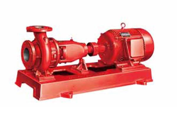 XBD-IS 單級單吸消防泵 (電機)
