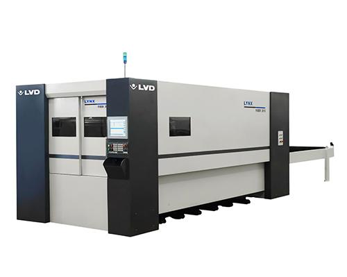 Lynx系列光纖激光切割機