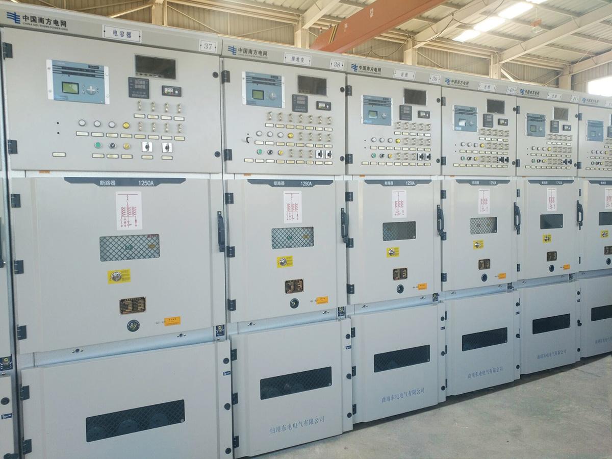 10kV移开式高压开关柜