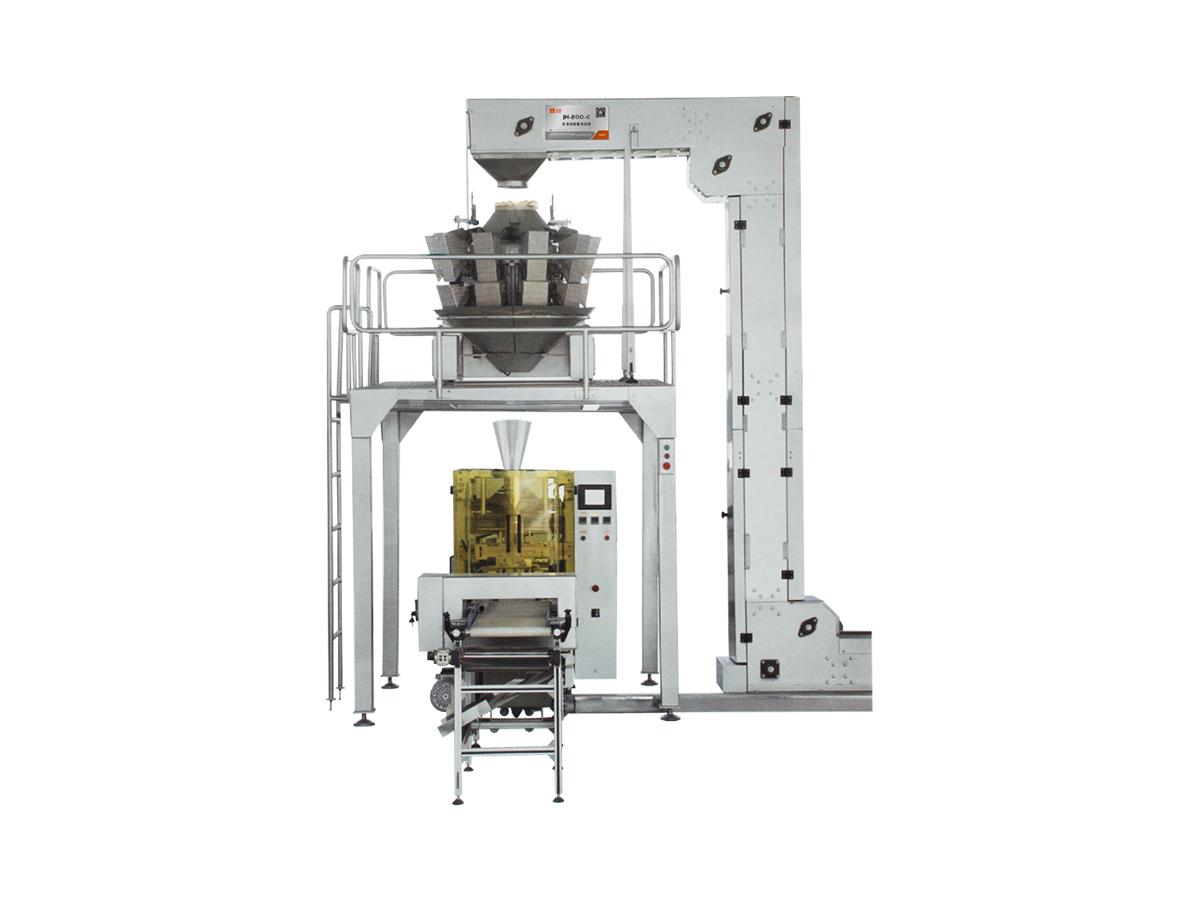 JH-200-C 全自动称量包装机