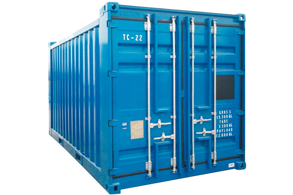 15ft Offshore Container