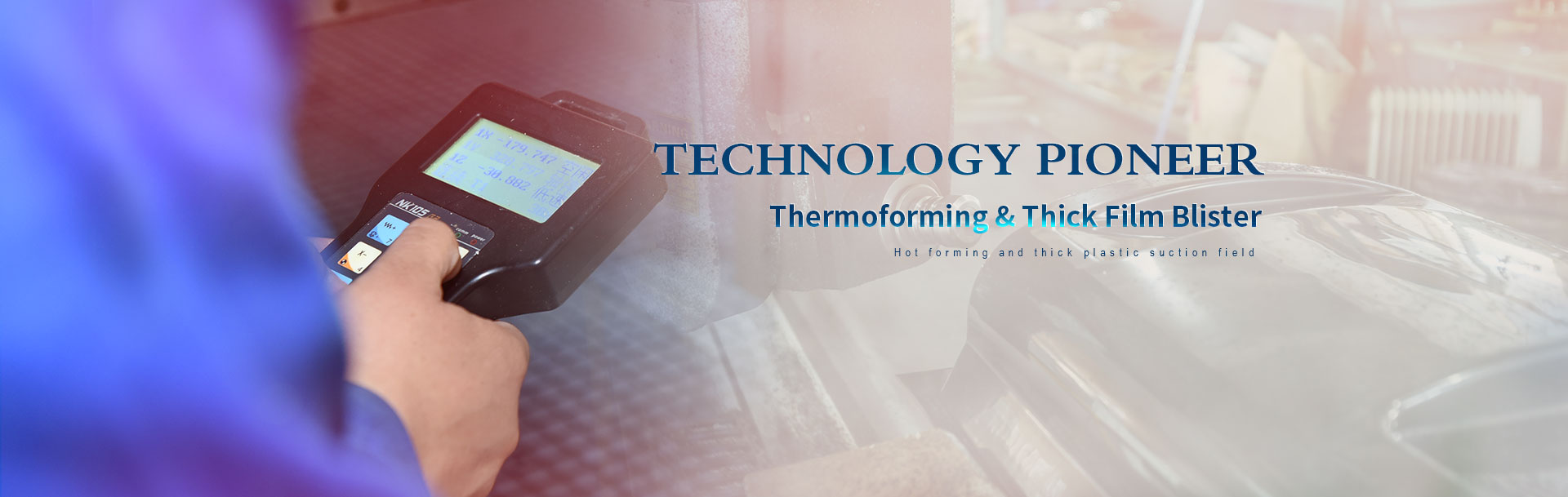 Thermoforming & Thick Film Blister
