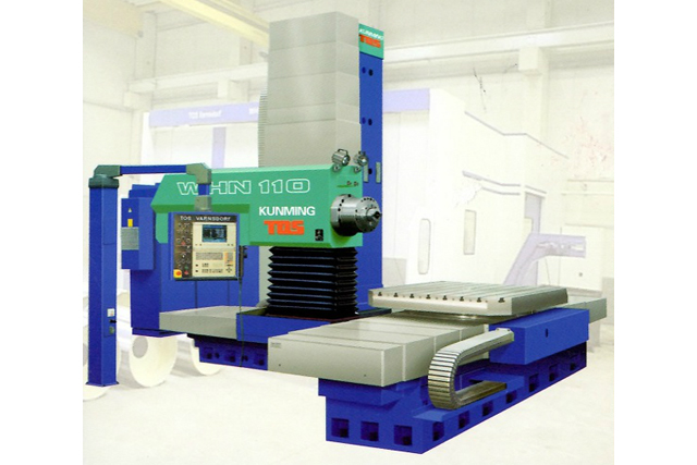 Kunming Dows Planer Milling and Machining Center