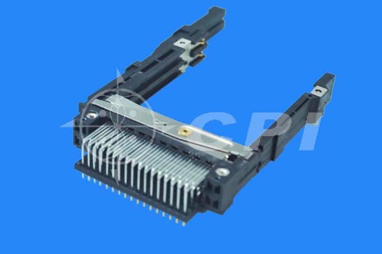 PC68公座雙層無墊高右短塑膠推桿
