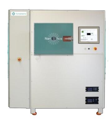 CD400 Nanofics低压等离子表面处理设备