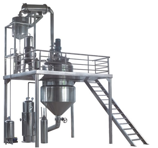 Traditional Herbal Oil Extraction Production Line