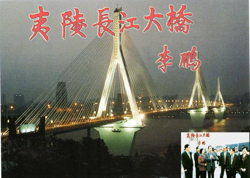 夷陵長江大橋-盆式橡膠支座