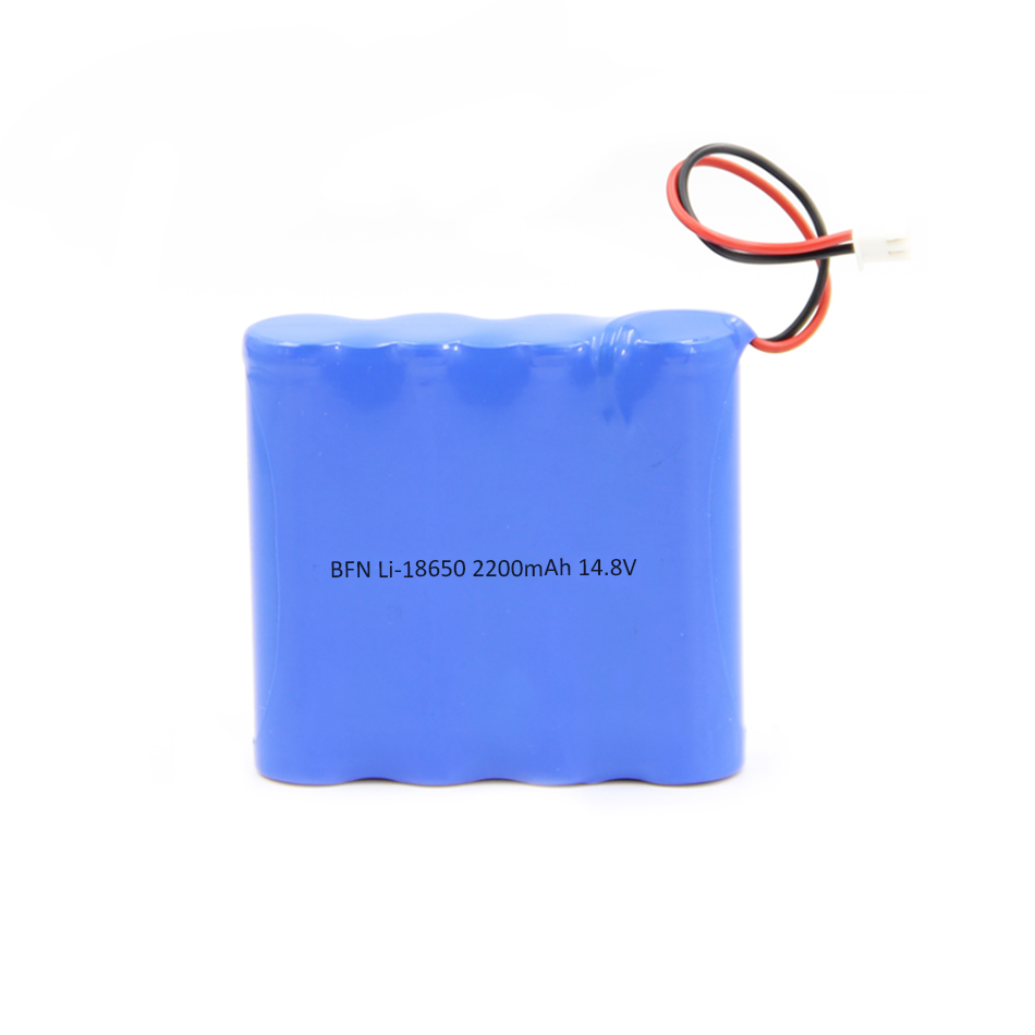 4S1P Lithium ion battery pack for sweeping robot