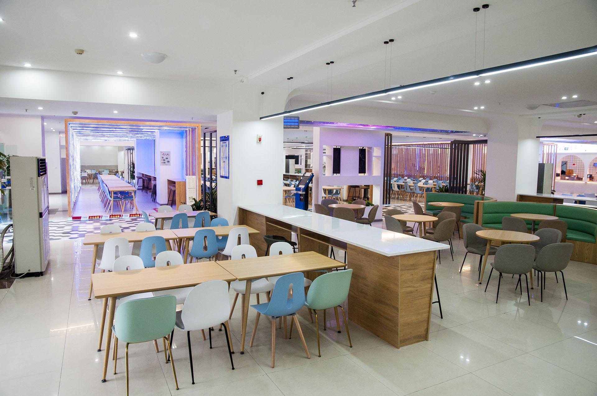重庆文理学院红河B区一食堂