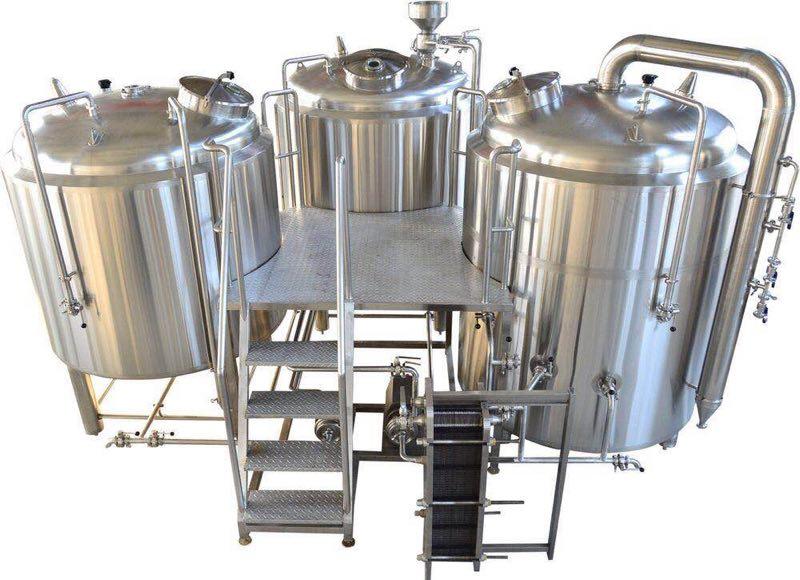 酒吧精釀啤酒設備