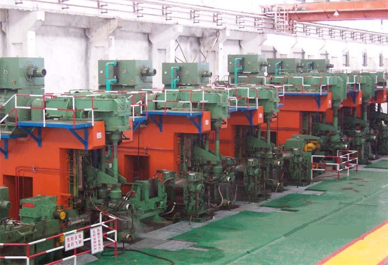 5-30萬噸棒線材生產線、先進系列軋鋼設備
