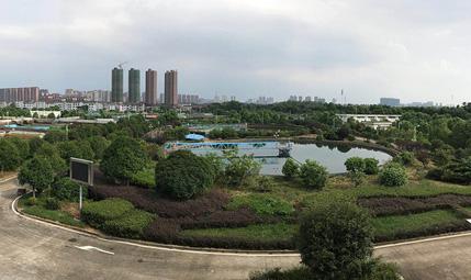 江西抚州污水处理厂