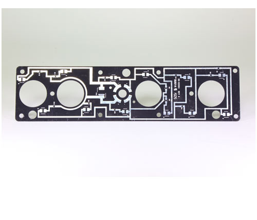 Multi-Layer Board with black solder mask