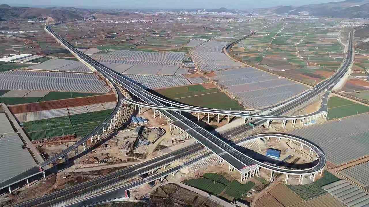 石林至瀘西高速公路(紅河段)