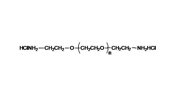 PEG (Amine)2, HCl Salt