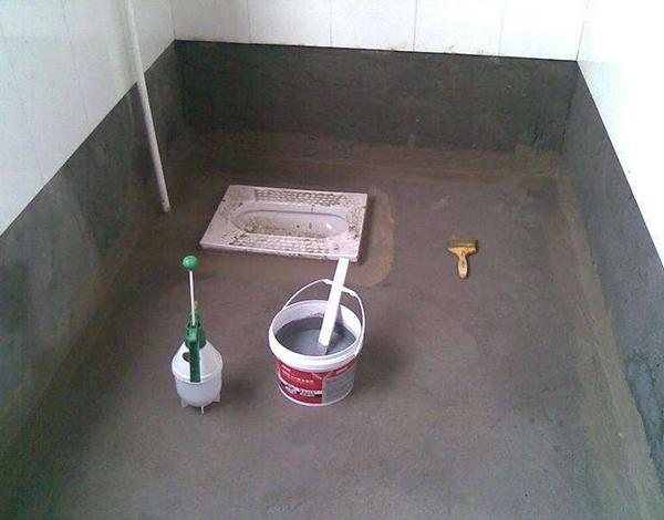 衛生間防水施工