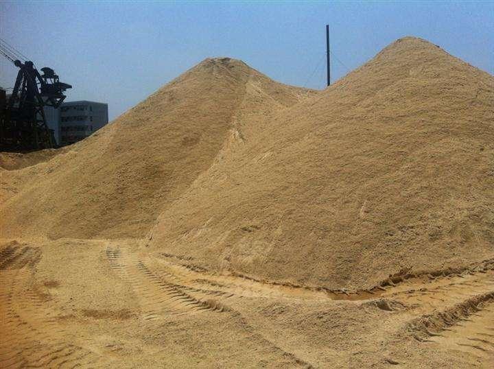 南通建筑黃沙批發銷售