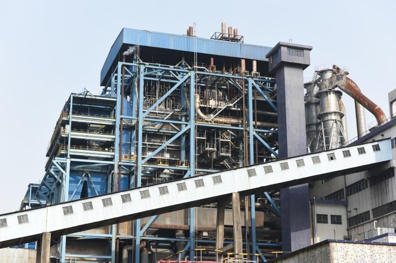 武汉钢电公司2#机组烟气脱硝总承包工程