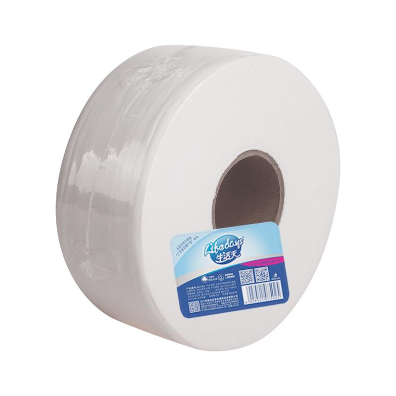 生活天7507雙層小盤紙610g凈含量