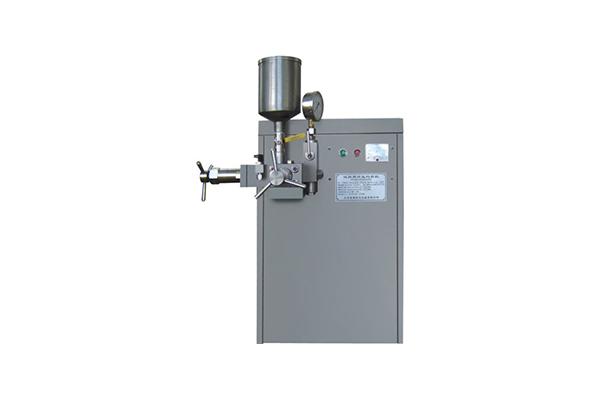 JHG series of experimental high pressure homogenizer