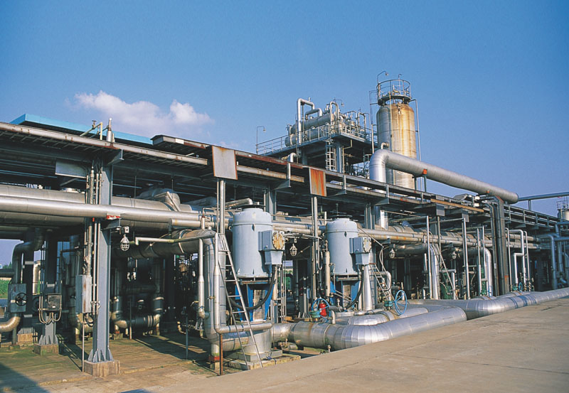 蒂斯曼工程塑料(江阴)有限公司工业管道项目