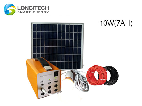 Off-grid Power System(10W-DC)