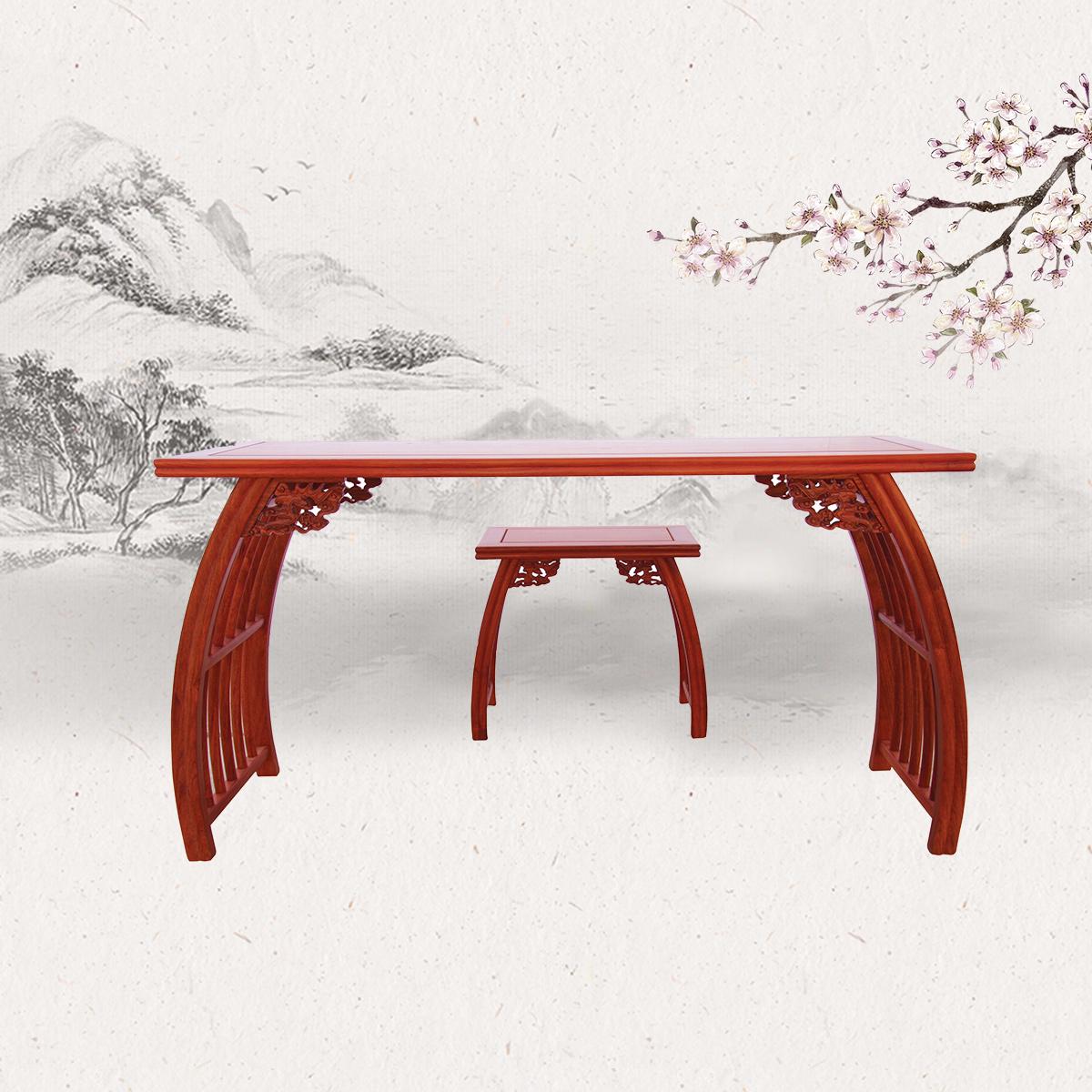 琴桌2件套